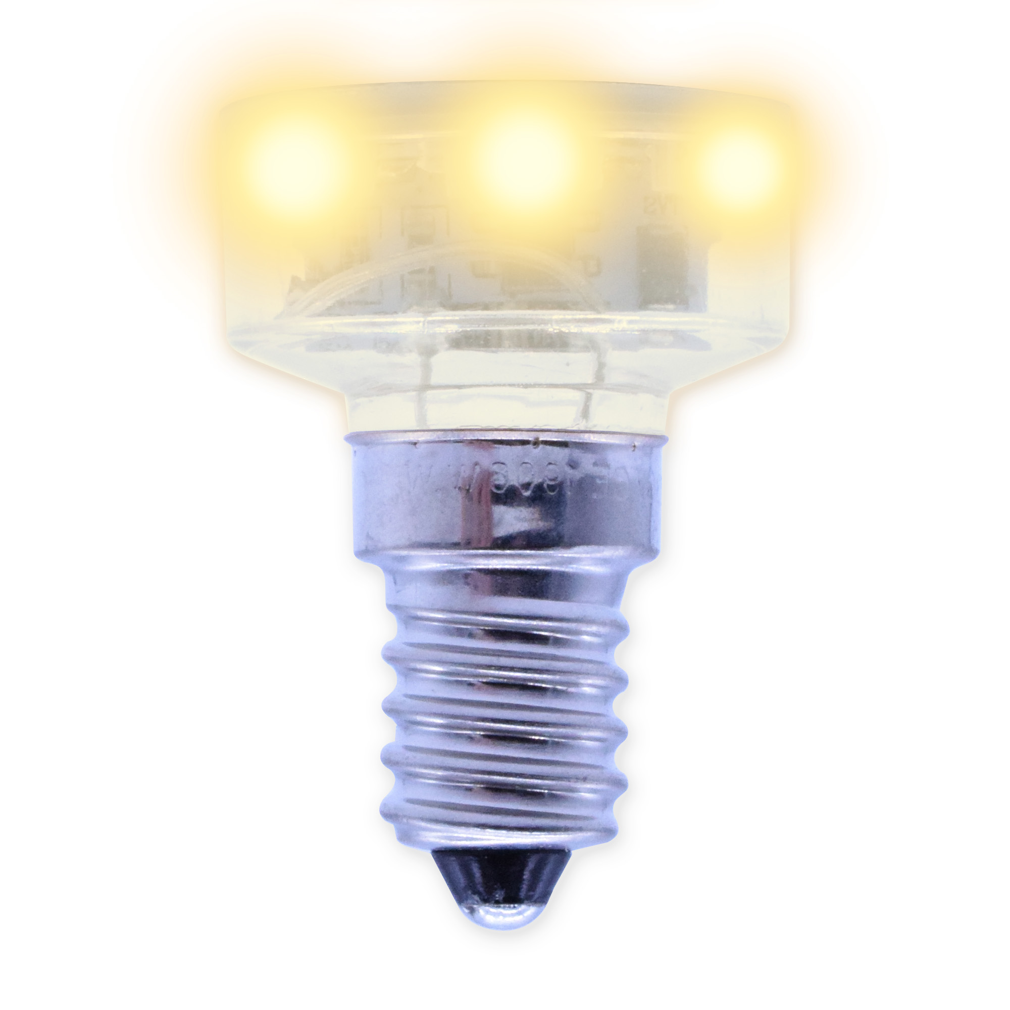 E14 Multi LED light 230Volt/2,3W warm wit