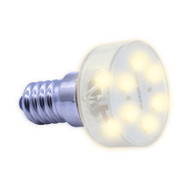 E14 Multi LED light extra Bright 230V/3W warm wit